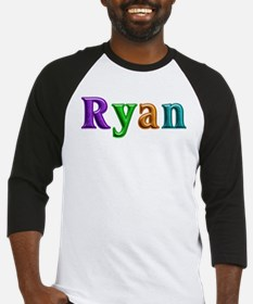 Ryan Shiny Colors Baseball Jersey