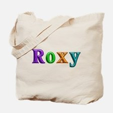 Roxy Shiny Colors Tote Bag