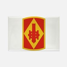 SSI - 75th Fires Brigade Rectangle Magnet