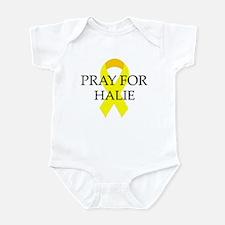Pray for Halie Infant Bodysuit
