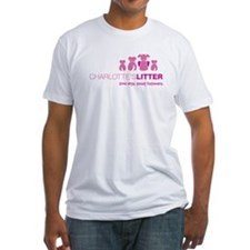 Newtown Kindness Logo White / Pink T-Shirt