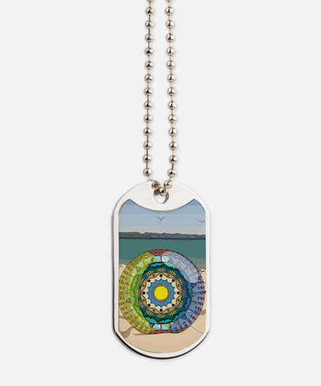 Summer Sunshine Dog Tags