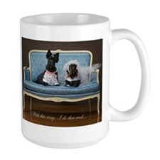 Scottie Wedding Mug