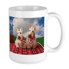 Scottie Picnic Mug