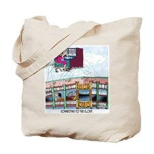 Connecting to the Cloud Tote Bag