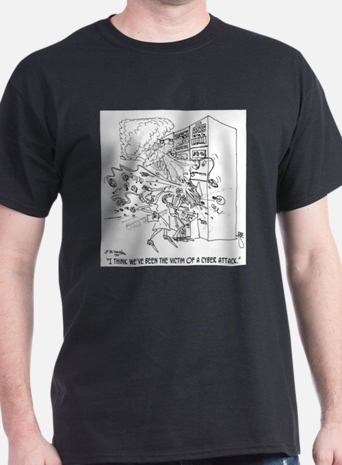 Victim of a Cyber Attack T-Shirt