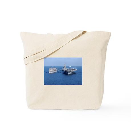 CVN-71 Tote Bag