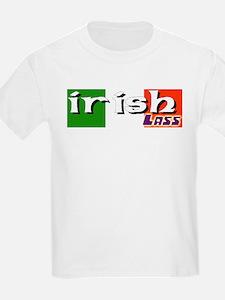 Irish Lass Kids T-Shirt