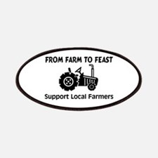 Support Farmers From Farm To Feast Patches