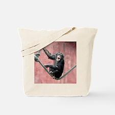 Chimpanzee001 Tote Bag
