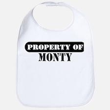 Property of Monty Bib