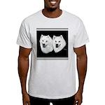 American Eskimo Ash Grey T-Shirt
