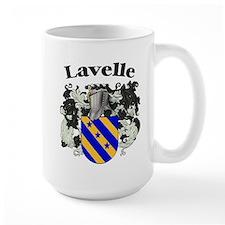 'Lavelle' Big Mug