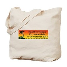 Healthy Friction Return to Ft. Lauderdale Tote Bag