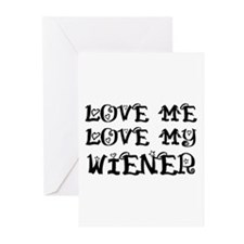Cute Happy birthday offensive Greeting Cards (Pk of 10)