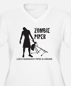 Zombie Piper T-Shirt