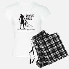 Zombie Piper Pajamas