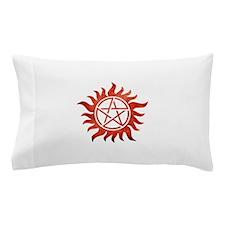 Supernatural Anti-Possession Tattoo Pillow Case