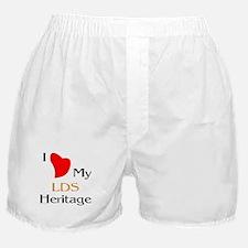 LDS Heritage Boxer Shorts