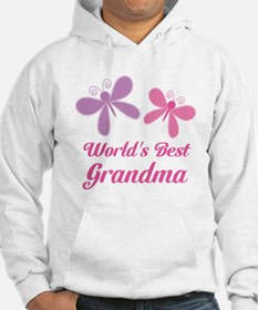 Personalized World's Best butterfly Hoodie