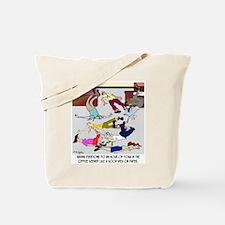 An Hour of Yoga Tote Bag