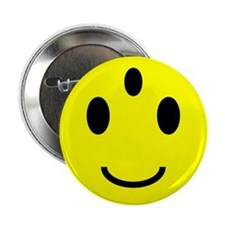 Enlightened Smiley Face Button