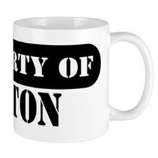 Property of Milton Mug