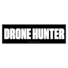 Drone Hunter Bumper Bumper Sticker
