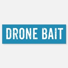 Drone Bait Bumper Car Car Sticker
