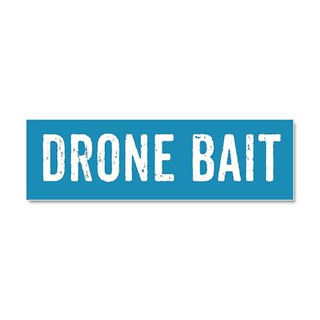 Drone Bait Car Magnet 10 x 3