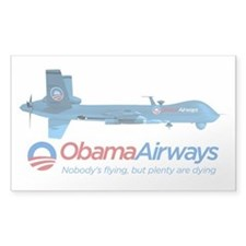 Obama Airways Decal