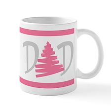 """Gay Dad Pink Triangle"" Mug"