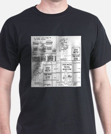 Ideas Whose Time Will Never Come T-Shirt