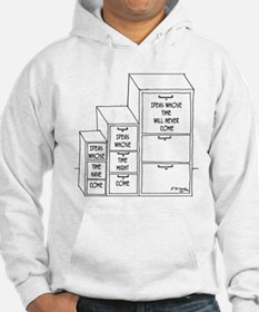 Ideas Whose Time Will Never Come Hoodie