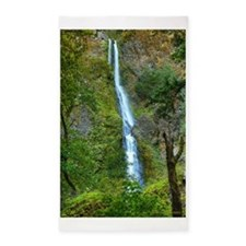 Starvation Creek Falls 3'x5' Area Rug