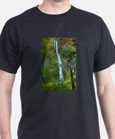 Starvation Creek Falls T-Shirt