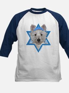 Hanukkah Star of David - Westie Tee