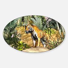 Jungle cat 3D Design Decal