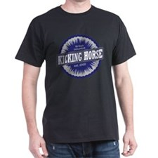 Kicking Horse Ski Resort British Columbia Navy Blu