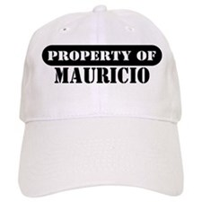 Property of Mauricio Baseball Cap