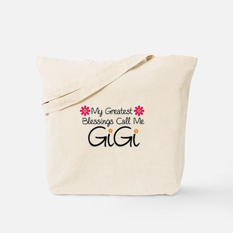 Blessings GiGi Tote Bag