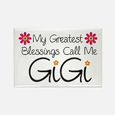 Blessings GiGi Rectangle Magnet