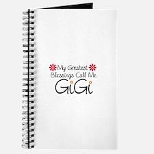 Blessings GiGi Journal