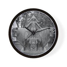 King of Atlantis Wall Clock