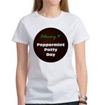 0211ct_peppermintpattyday T-Shirt