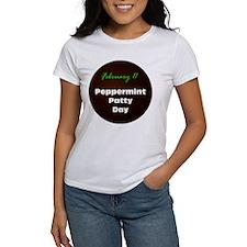 0211ct_peppermintpattyday T-Shirt