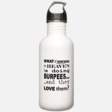 What if? Water Bottle
