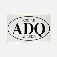Kodiak Rectangle Magnet