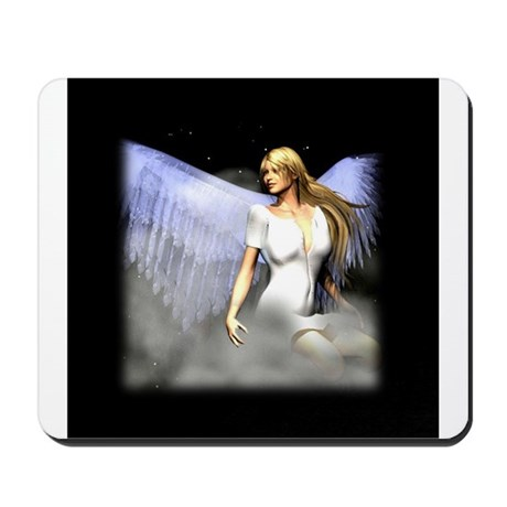 Royal Angel 3D Design Mousepad