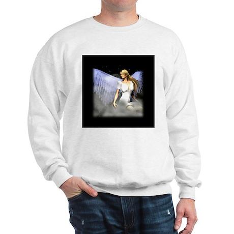 Royal Angel 3D Design Sweatshirt
